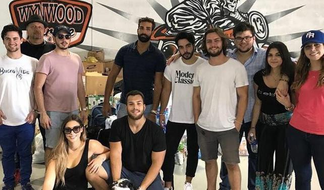 Türk asıllı ABD vatandaşı Porto Riko için yardım topladı