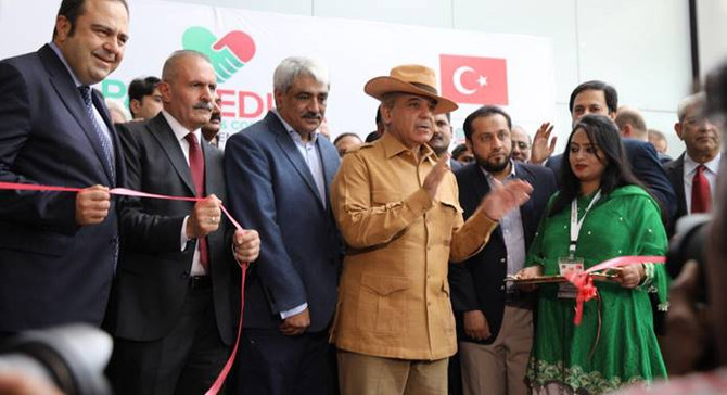 Türk şirketlerinden Pakistan ile sağlıkta iş birliği