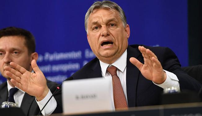 Macaristan Başbakanı'ndan AB'ye suçlama