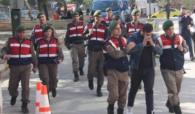 Edirne'de 33 kaçak yakalandı