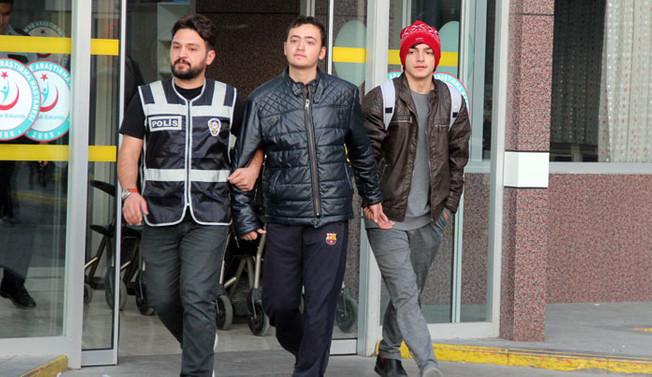 Konya'da FETÖ operasyonu: 50 gözaltı