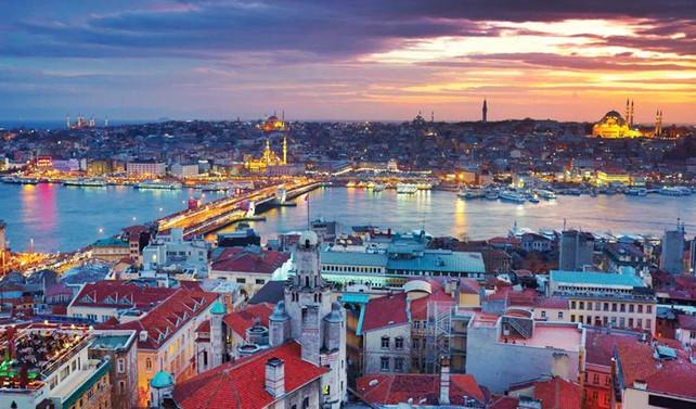 İstanbul'a en çok Almanlar geldi