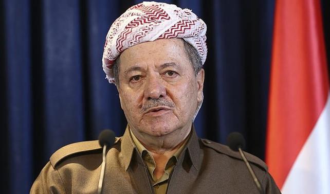 Barzani: Referandumun iptalini düşünmesinler