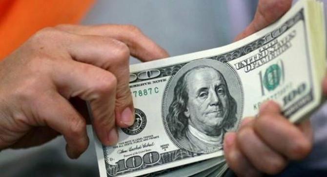 Dolar, serbest piyasada 3,6970 seviyesinde