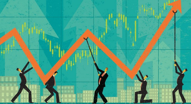 Piyasalar, vize krizi sonrası sert dalgalanma yaşadı