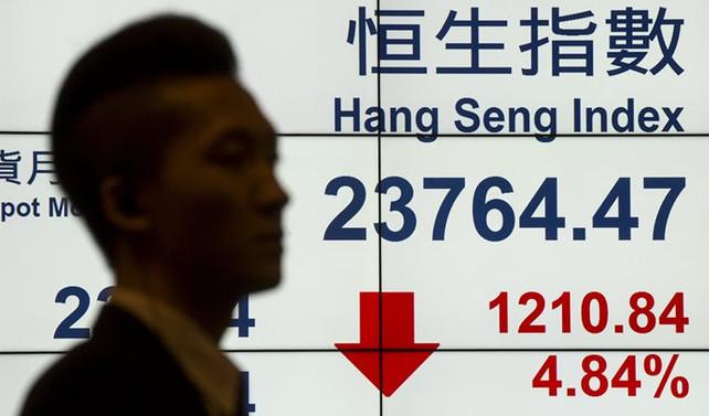 Asya borsaları Hong Kong hariç pozitif