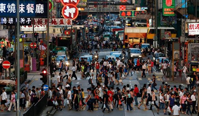 Çin'de 8 günlük tatilde 710 milyon kişi seyahat etti