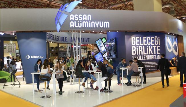 Assan Alüminyum yeni yatırımlarını tanıttı