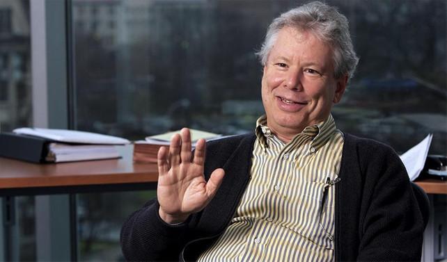 Nobel Ekonomi Ödülü'nü Richard Thaler aldı