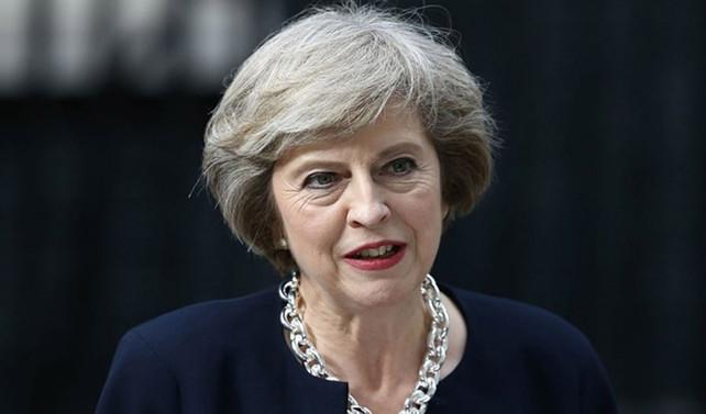 May'den 'Brexit' açıklaması