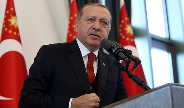 Erdoğan: Atatürk dedik diye senaryolar üretiliyor