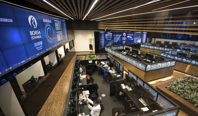 Borsa, haftayı kayıpla kapattı