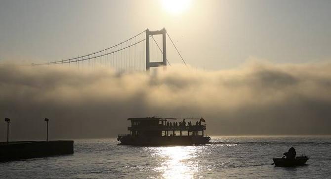 Marmara'da sis bekleniyor