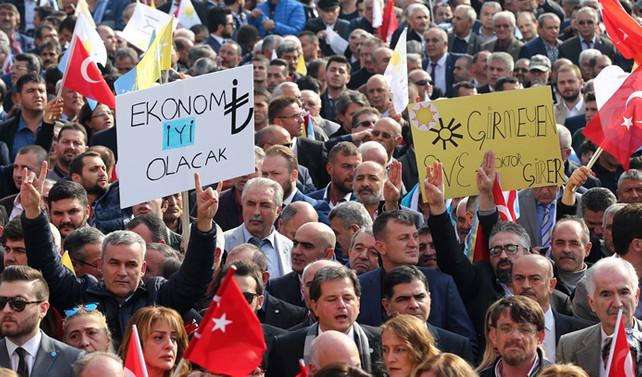 İYİ Parti genel merkezini açtı