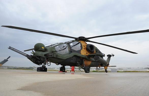Pakistan 30 adet Atak helikopteri satın alıyor