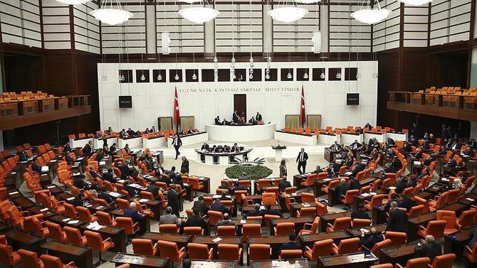 Meclis'te torba tasarı görüşmeleri devam ediyor
