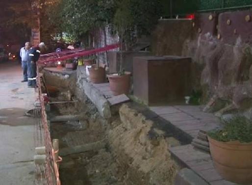 İstanbul'daki kazı sırasında kemik parçaları bulundu