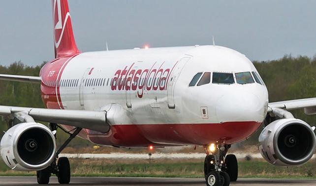 Atlasglobal uçaklarına tehdit uyarısı