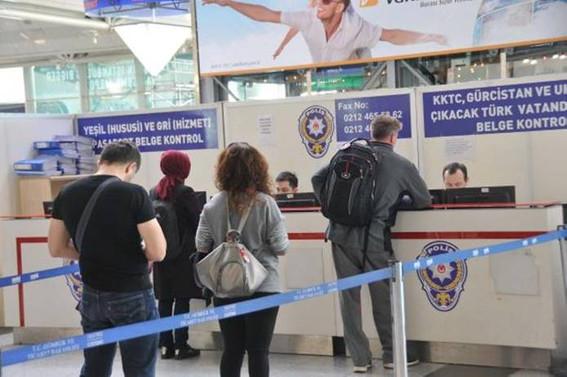Sınır kapılarındaki uygulama 15 Kasım'da kaldırılıyor