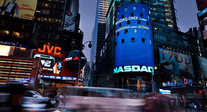 New York borsası haftanın ilk işlem gününde satış ağırlıklı