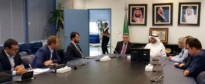 Çukurova Kalkınma Ajansı yetkilileri Suudi Arabistan'da