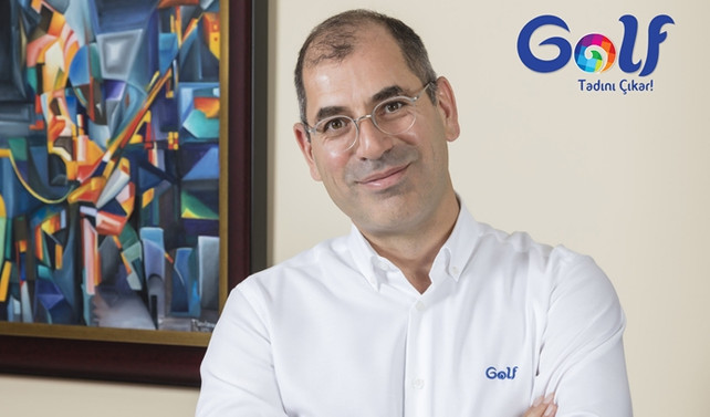 Golf Dordurma CEO'su Akkaya'ya ödül