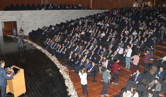 Dünya otomotiv devleri Bursa'da buluştu