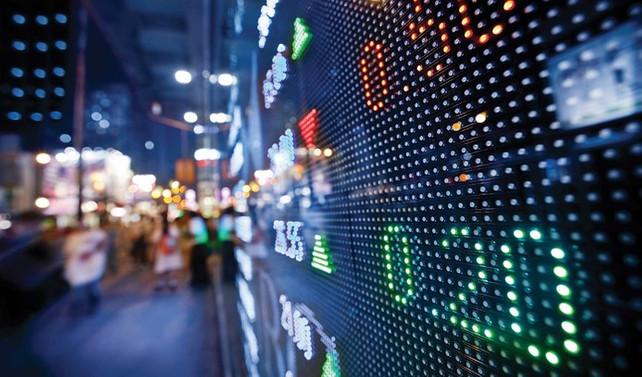 Borsa 110.000'i aştı, euro rekor kırdı