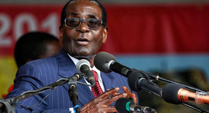 Zimbabve'de ordu yönetime el koydu
