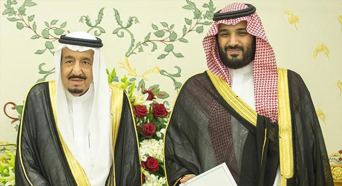 Suudi Arabistan'daki yolsuzluk operasyonu, bankalara darbe vurabilir