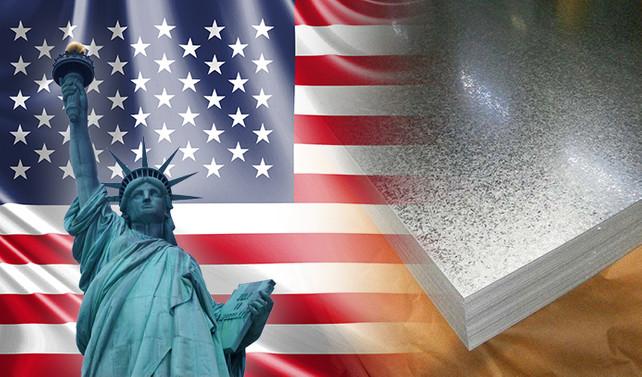 Amerikalı firma galvanizli saclar ithal etmek istiyor