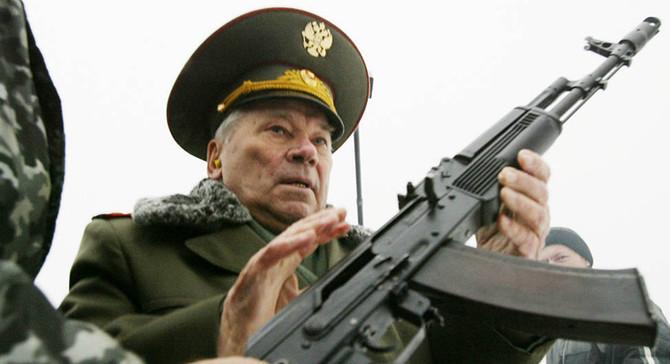 Rusya Kalaşnikof'u üreten şirketi özelleştiriyor