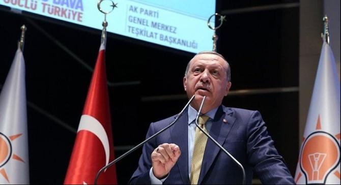 Erdoğan, MB'yi eleştirdi: Müdahale etmedik diye bu halde