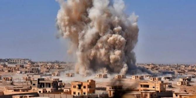 Deyrizor kentinde bombalı saldırı: 20 ölü, 30 yaralı