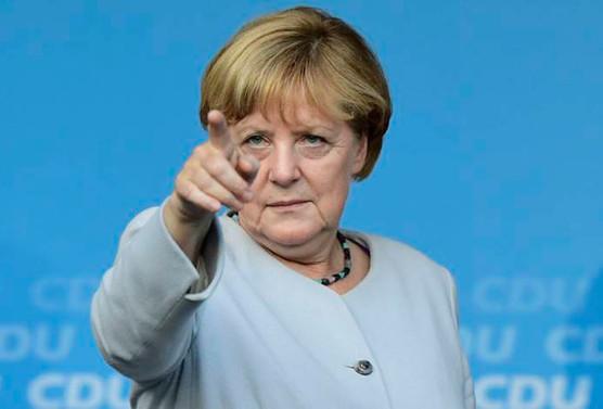 Merkel: Seçime gitmeyi tercih ederim