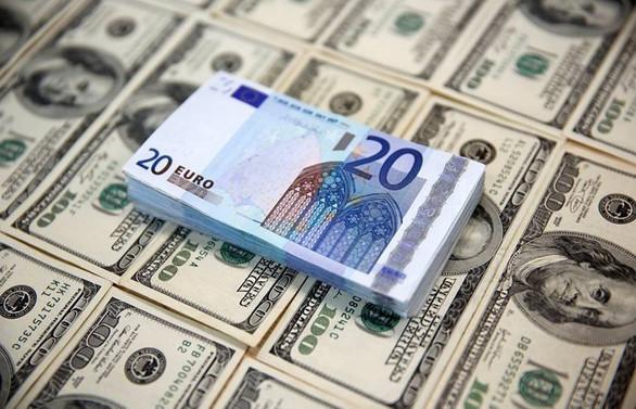 Euro, dolar karşısında 9 haftanın zirvesinde