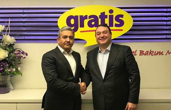 Actera Group, Gratis'e ortak oldu