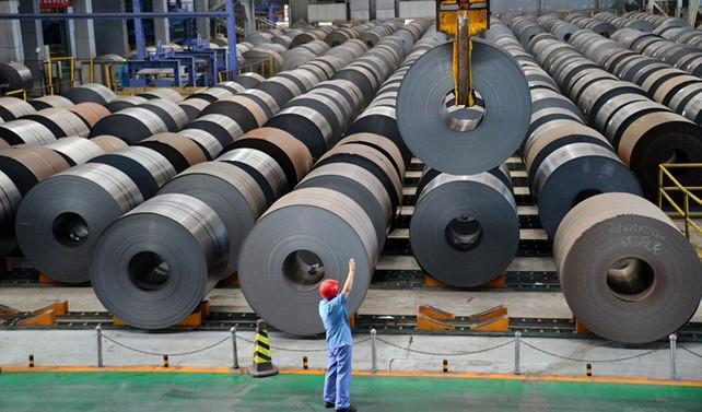Çin'den ithal edilen yassı çeliğe, dampinge karşı gümrük vergisi