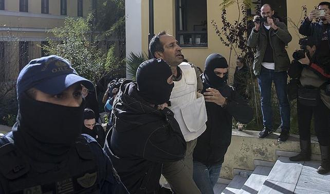 DHKP-C üyesi 9 Türk vatandaşı adliyeye getirildi