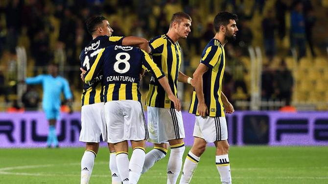 Fenerbahçe ile Osmanlıspor 17. randevuda