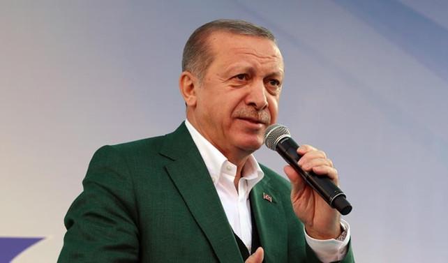Erdoğan: Değişimi gerçekleştirmek mecburiyetindeyiz