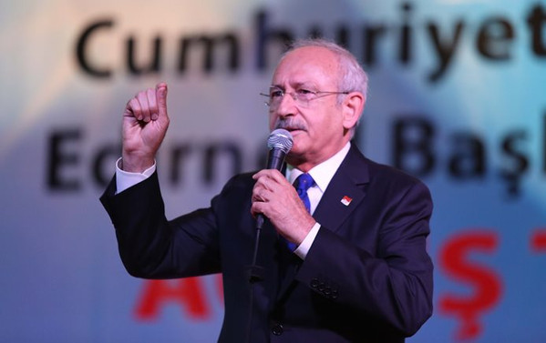 CHP lideri Kılıçdaroğlu: Dört yıl içinde Türkiye'de terörü bitireceğim
