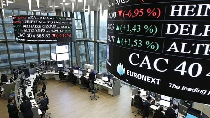 Avrupa borsaları günü İtalya hariç yükselişle kapattı
