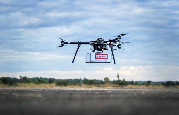 'Yerli drone' ile yeni yılda paketler havada uçacak