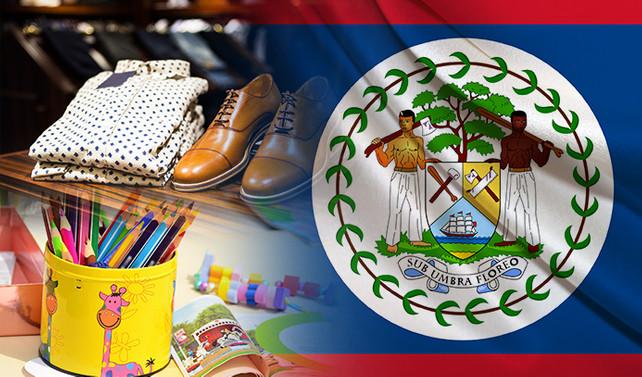Belizeli alışveriş sitesi giyim ürünleri ve aksesuarlar ithal etmek istiyor