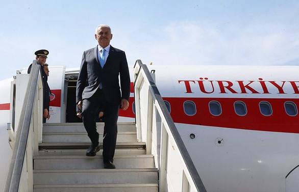 Başbakan Yıldırım Güney Kore'ye gidecek