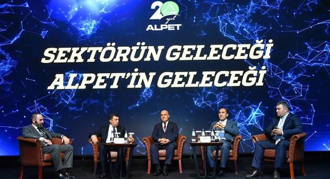 Alpet'in 20. yılında büyük buluşma