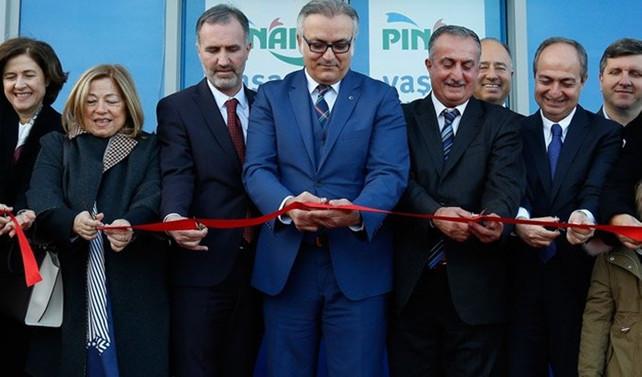 Pınar Su, yeni tesisini açtı
