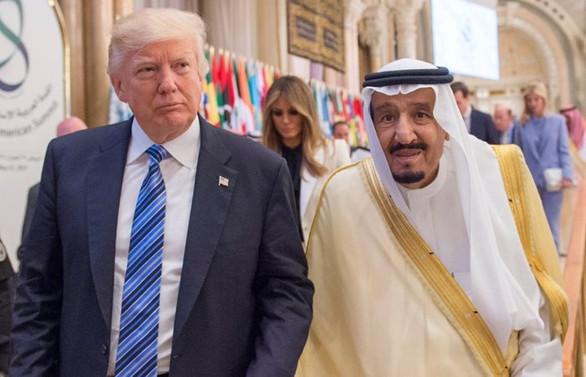 Trump, Aramco için Kralı aradı