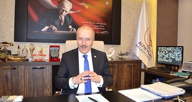 Balıkesir Büyükşehir Belediye Başkanlığı adaylığına Zekai Kafaoğlu gösterildi